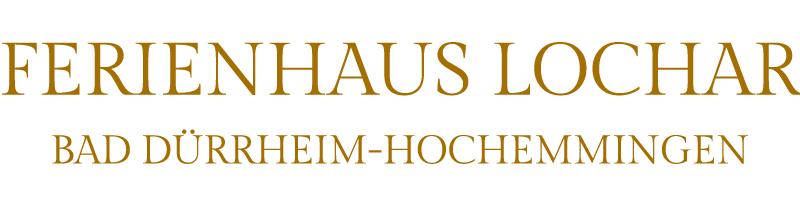 Ferienhaus Lochar Bad Dürrheim-Hochemmingen